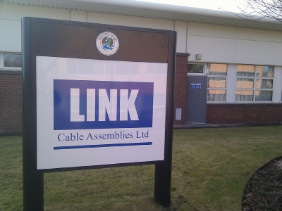 Link Cable Assemblies Ltd headquarters based in Bellshill Scotland